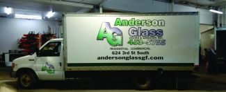 Anderson Glass 5