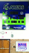 UoP ScoreBoard